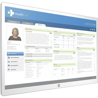 """HP Healthcare Edition HC271 27"""" Clinical Review Monitor (Smart Buy)"""