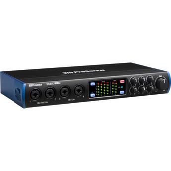 PreSonus Studio 1810c Desktop 18x8 USB Type-C Audio/MIDI Interface