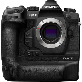 Olympus OM-D E-M1X Mirrorless Digital Camera (Body Only)