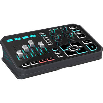 TC-Helicon GO XLR Online Broadcaster Platform with Mixer and Effects