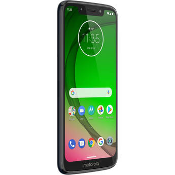 Moto G7 Play 32GB Smartphone (Unlocked, Deep Indigo)