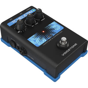 TC-Helicon VOICETONE C1 Stompbox Onstage Vocal Pitch Correction