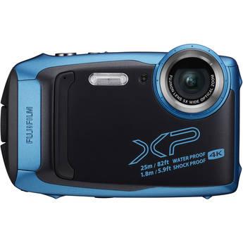 FUJIFILM FinePix XP140 Digital Camera (Sky Blue)