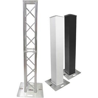 ProX Flex Tower Totem Package with Soft Carry Bag (3.28' or 6.56')