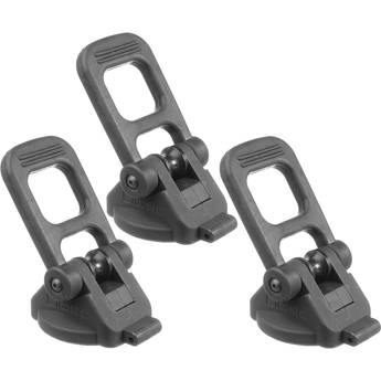 Libec Large Rubber Foot Pads for Select Tripods