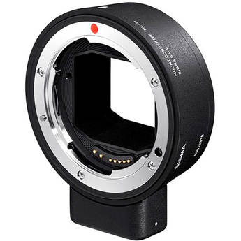 Sigma MC-21 Mount Converter/Lens Adapter (Sigma EF-Mount Lenses to L-Mount Camera)