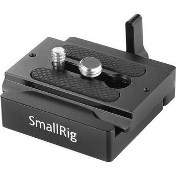 SmallRig 2280 Arca-Swiss Type Quick Release Dovetail & Baseplate