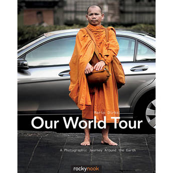 Mario Dirks' Our World Tour: A Photographic Journey Around the Earth