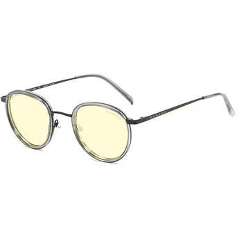 GUNNAR Atherton Computer Glasses (Onyx Frame, Amber Lens Tint)