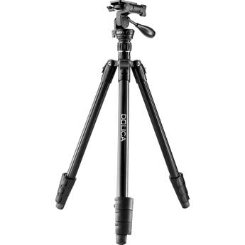 """DOLICA 70"""" Proline Tripod with Pan and Tilt Head"""