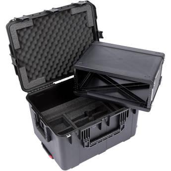 SKB 4U iSeries 2317-14 Wireless Microphone Fly Rack