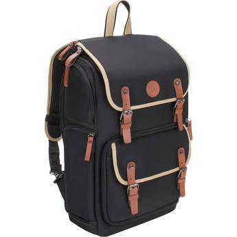GOgroove DSLR Camera Backpack (Black)