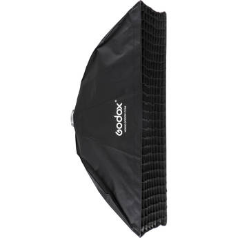 """Godox Softbox with Bowens Speed Ring and Grid (19.7 x 51.2"""")"""