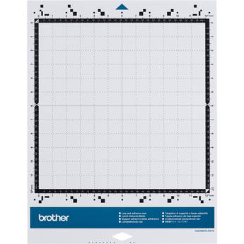 "Brother 12 x 12"" Low Tack Adhesive Mat"
