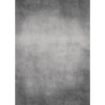 Westcott X-Drop Vinyl Backdrop (5 x 7', Vintage Gray)