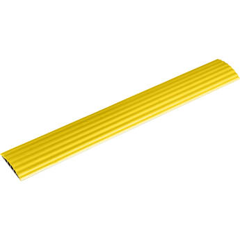Defender Cable Protection Syst OFFICE 4-Channel Cable Duct (Yellow)
