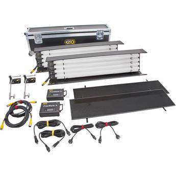 Kino Flo FreeStyle T44 Gaffer LED DMX 2-Light Kit with Shipping Case