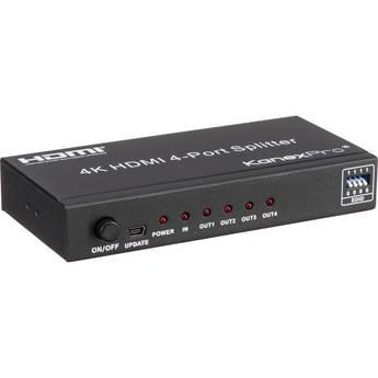 KanexPro 1x4 HDMI Splitter