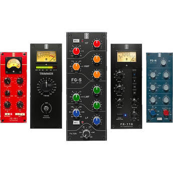 Slate Digital VMR 2.0 - Virtual Mix Rack Software for Pro Audio Applications (Download)