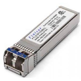 Finisar Datacom SFP+ Transceiver for Data Networking