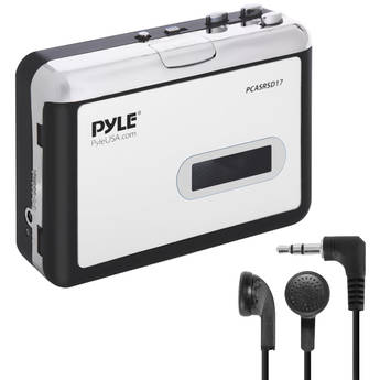 Pyle Home Portable Cassette Player and MP3 Converter & Recorder