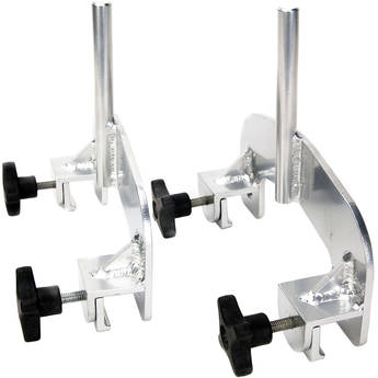 Digital Juice Butterfly C-Stand Frame Clamps (Pair)
