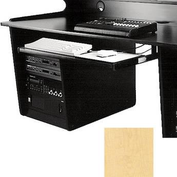 Omnirax Computer Keyboard / Mouse Shelf (Maple)