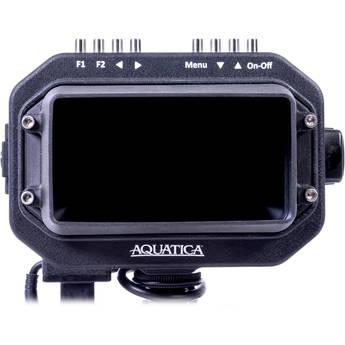 "Aquatica 5HD Underwater Monitor (1/2"" Bulkhead, HDMI Type A, Black)"