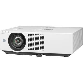Panasonic PT-VMZ60U 6000-Lumen WUXGA 3LCD Laser Projector (White)
