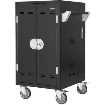 AVerCharge X30i 30-Device Intelligent Charging Cart