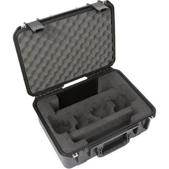 SKB iSeries Custom Hard-Shell Case for RODECaster Pro and Four PodMics