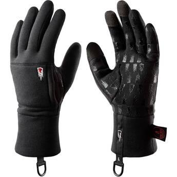 The Heat Company Polartec Merino Glove Liners (Size 8-9)