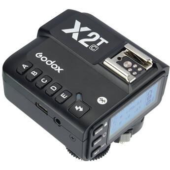 Godox X2 2.4 GHz TTL Wireless Flash Trigger for Canon