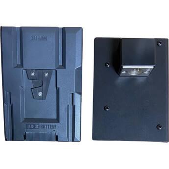 BlockBattery Battery Eliminator (V-Mount)