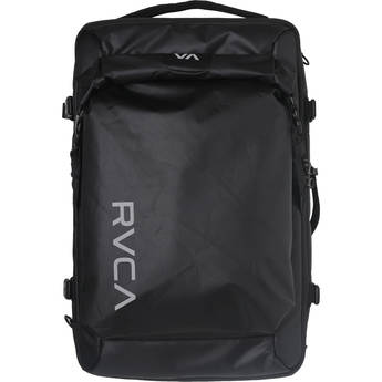 RVCA Zak Noyle Duffel Camera Bag (Black)