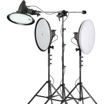 Genaray Spectro LED Daylight 3-Light Interview Kit