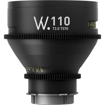 Whitepoint Optics TS70 110mm Lens with E Mount (Imperial Scale)