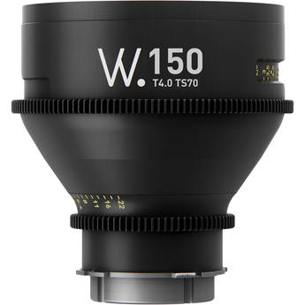 Whitepoint Optics TS70 150mm Lens with E Mount (Imperial Scale)