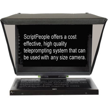 """ScriptPeople 15"""" Folding Monitor Prompting System"""