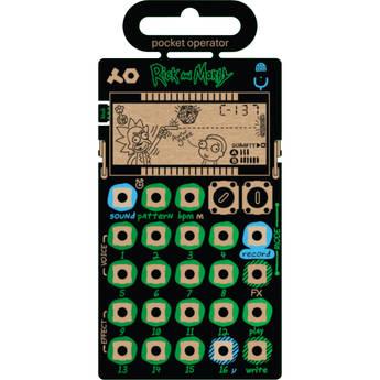 teenage engineering PO-137 Rick and Morty Pocket Operator Micro Sampler (Limited-Edition)