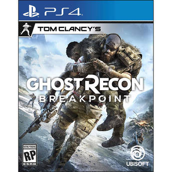 Ubisoft Open World Military Shooter (PS4)