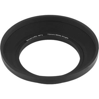 Sensei Wide-Angle Rubber Lens Hood (72mm)