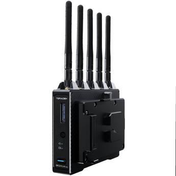 Teradek Bolt 4K 1500 12G-SDI/HDMI Wireless Receiver with V-Mount Battery Plate