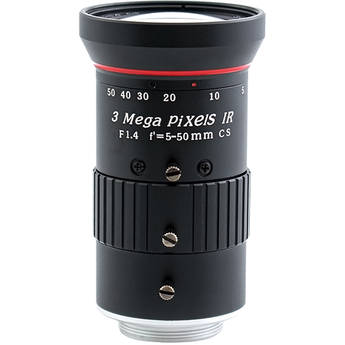 AIDA Imaging 5-50mm f/1.4 Varifocal Lens (CS Mount)
