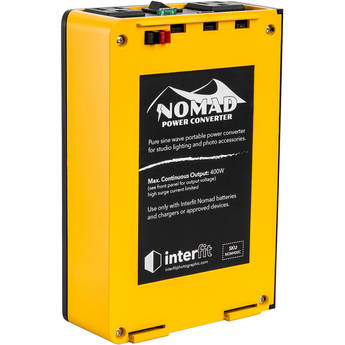 Interfit Replacement Inverter for Nomad Portable Battery Pack