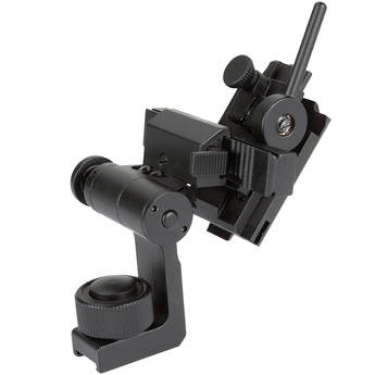 AGM MICH & PASGT Helmet Mount for Wolf-7 Thermal Monocular