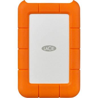 LaCie 2TB Rugged USB 3.1 Gen 1 Type-C External Hard Drive