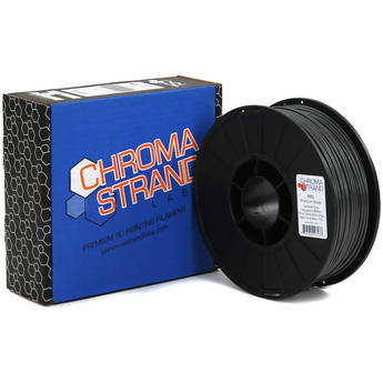 Chroma Strand Labs 3mm ABS Filament (1kg, Hammer Gray)
