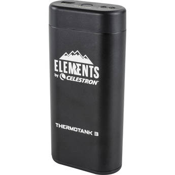 Celestron Elements ThermoTank 3 Rechargeable Hand Warmer