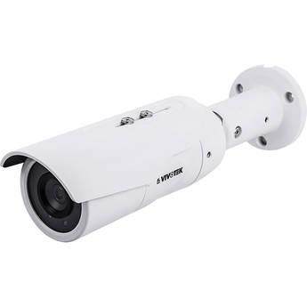 Vivotek IB9389-HT 5MP Outdoor Network Bullet Camera with Night Vision & 3.7-7.7mm Lens